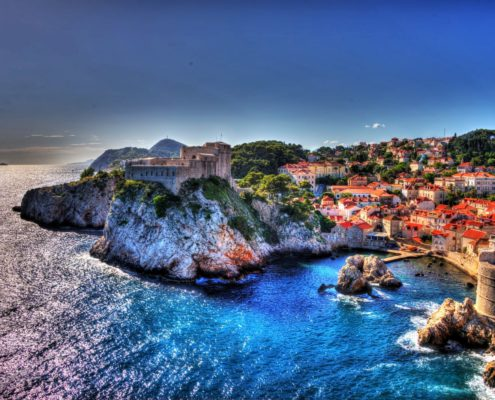 ancient-city-walls-dubrovnik-croatia-travelling