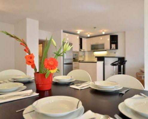 croatia-split-city-apartment-dining-area
