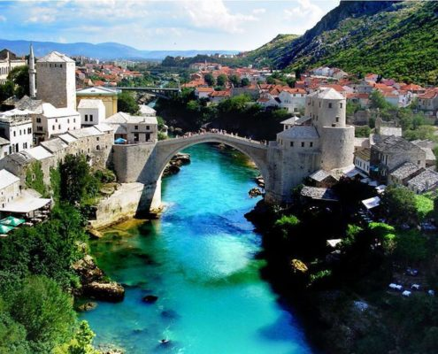 Mostar_bridge_travevelling_culture