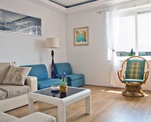Croatia-Split-Apartment-Living room